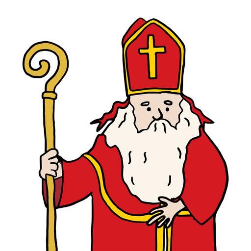 Mijn Sinterklaas Stickers