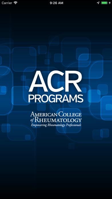 ACR Programsのおすすめ画像1