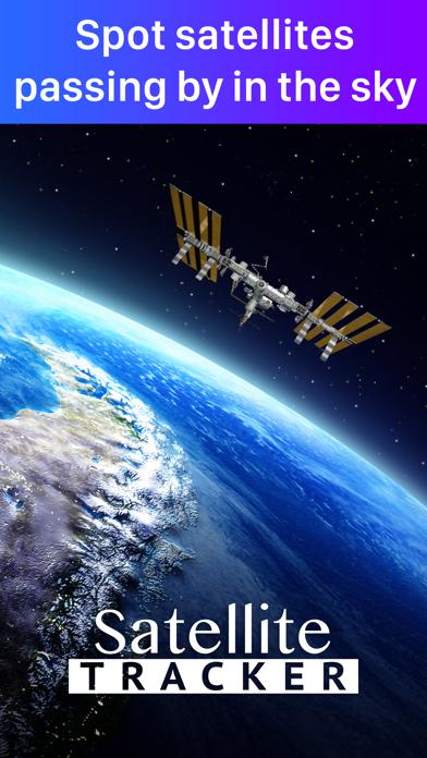 Satellite Tracker by Star Walk screenshot 1