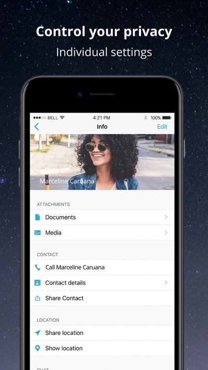 Socializer Messenger screenshot-3
