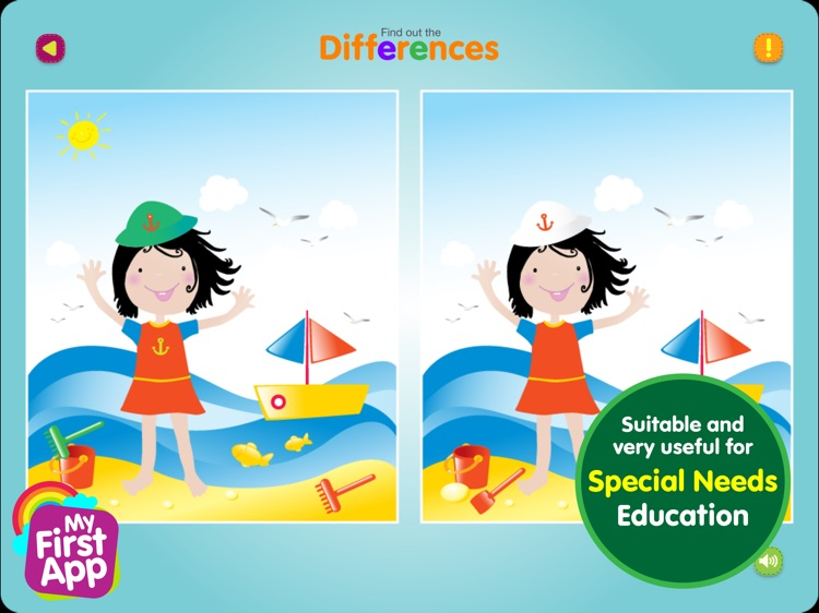 Find Out the Differences screenshot-3