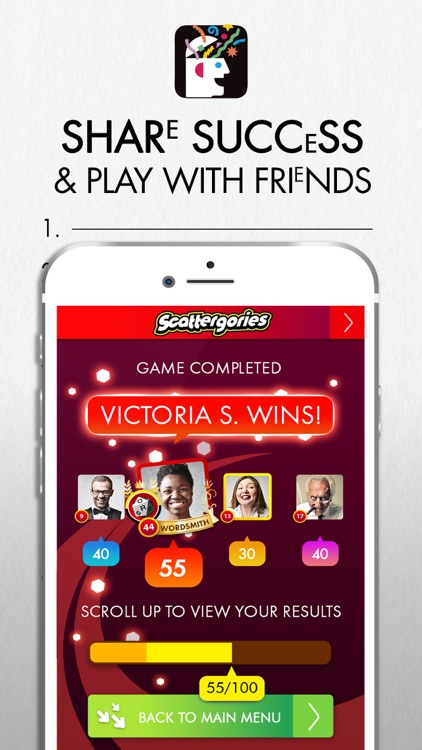 Scattergories screenshot-3