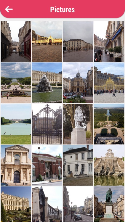Versailles City Guide screenshot-3