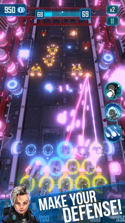 Defender War : Tower Defense