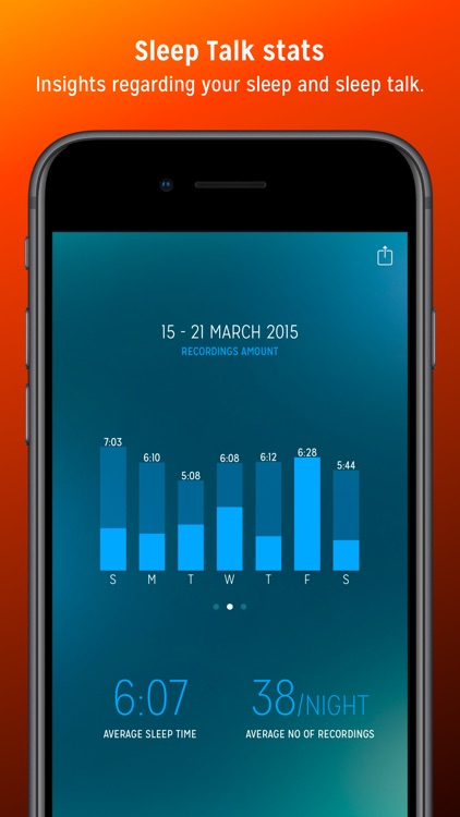 Sleep Talk Recorder screenshot-4
