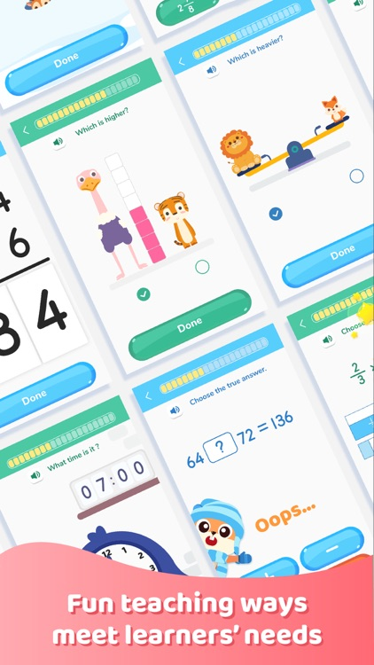 Quick Math - Learning Games