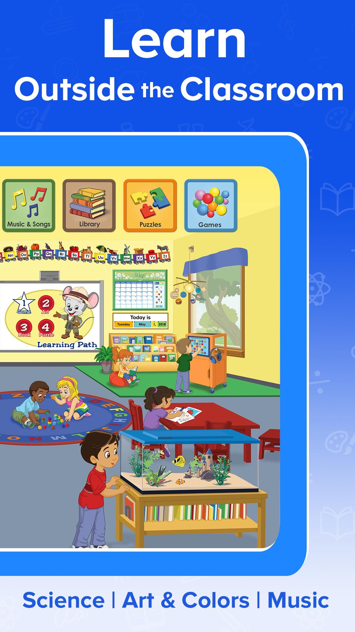 ABCmouse.com Screenshot