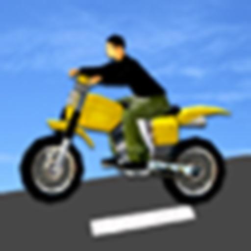 3D Traffic Highway Rider MotoX