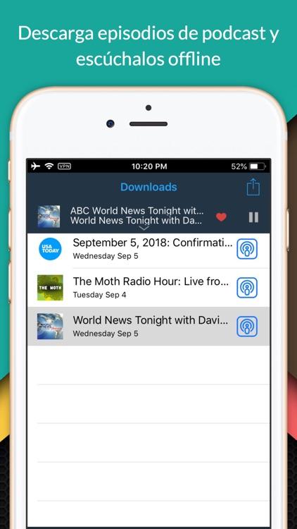 oiRadio Colombia - Live radio screenshot-3
