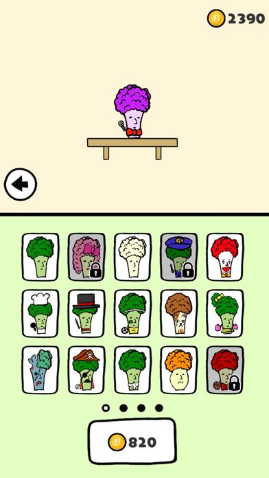 Broccoli Jump! screenshot 4