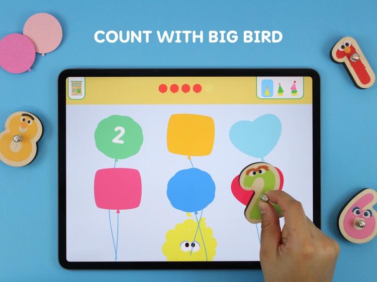 Sesame Street Numbers screenshot-3