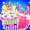 Unicorn Milkshake Dessert Game