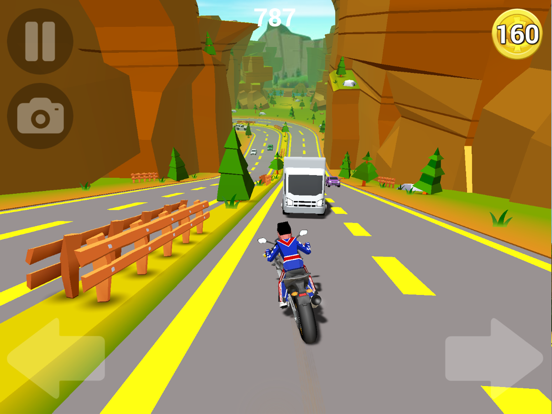 Faily Rider для iPad