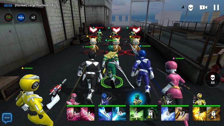 Power Rangers: All Stars screenshot-3