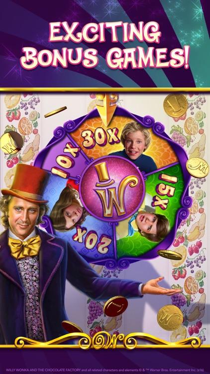 Willy Wonka Slots Vegas Casino screenshot-3