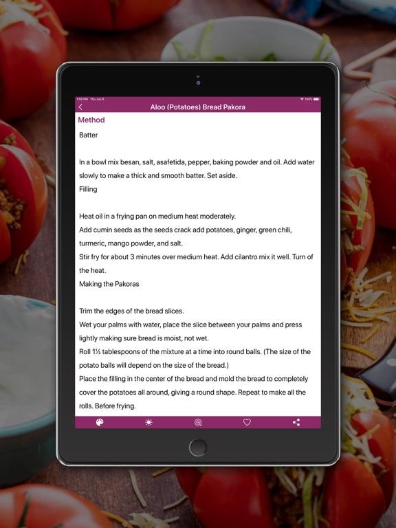 Snacks Recipes - English screenshot 7