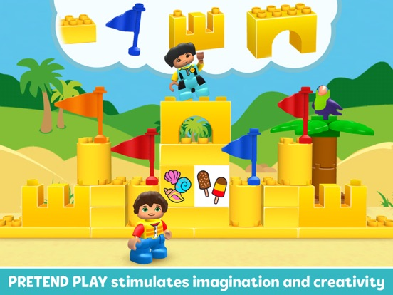 LEGO® DUPLO® WORLD screenshot 10