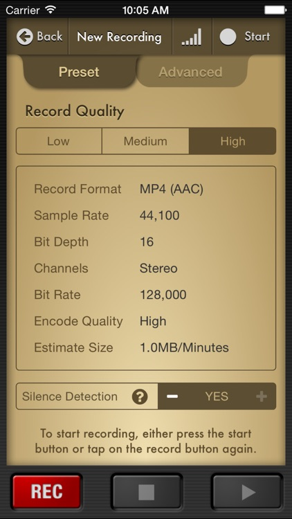 Voice Record Pro screenshot-4