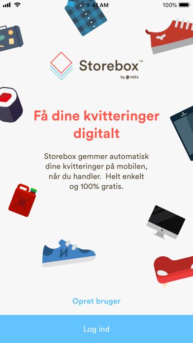 Screenshot for Storebox in Denmark App Store