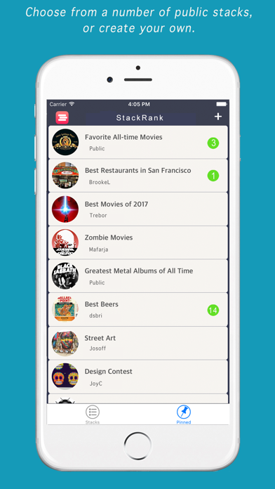 STAQ.ly - Discover & Share screenshot one