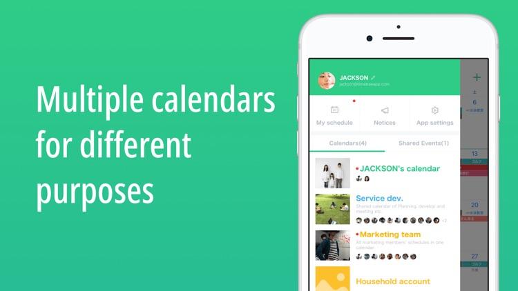 TimeTree: Shared Calendar by JUBILEE WORKS, Inc