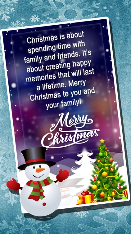 Christmas Wishes & Wallpaper