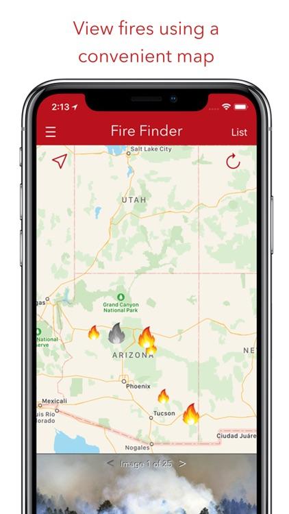 Fire Finder - Wildfire Info