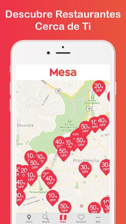 Mesa screenshot-4