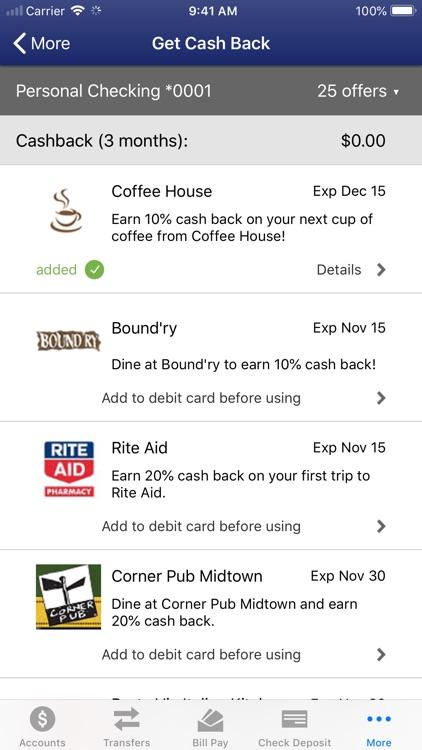CCU FL Mobile Banking screenshot-6