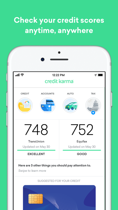Screenshot for Credit Karma in United States App Store