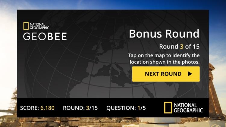 GeoBee Challenge screenshot-4