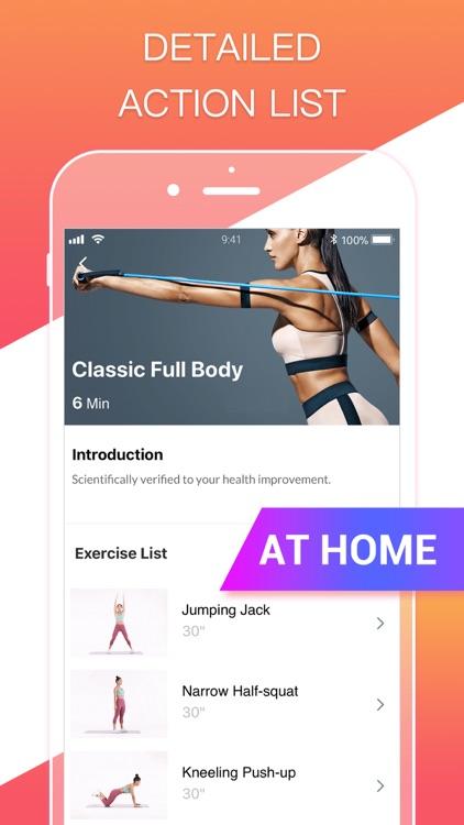 HiFit - Workout Fit Plan screenshot-5
