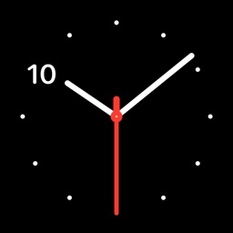 Analog Clock Face