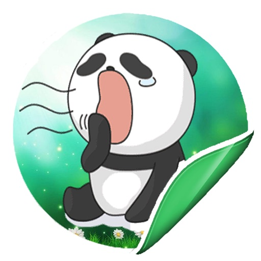 Panda Stickers Packs