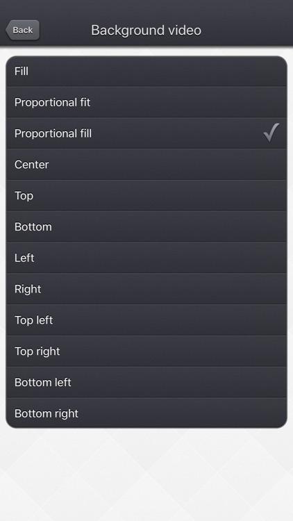 Video Resize & Scale - HD screenshot-6
