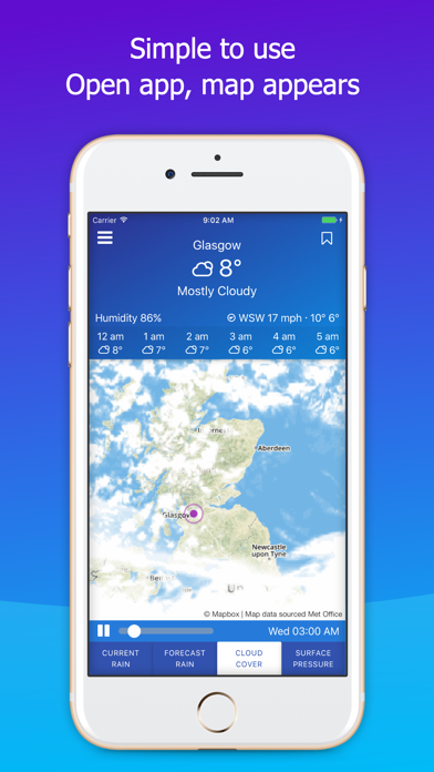 UK Weather Maps and Forecast screenshot four