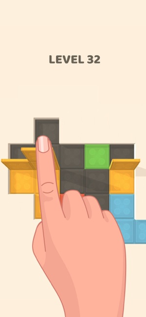 Folding Blocks Screenshot