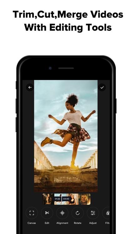 PICFY : Photo & Video Editing screenshot-4
