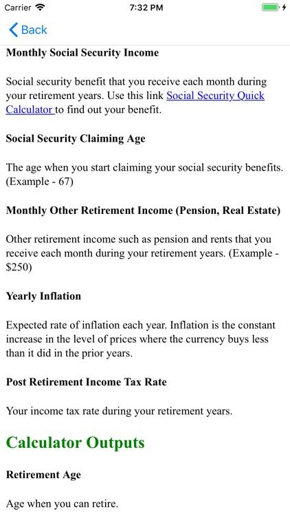When Can I Retire Pro screenshot-9