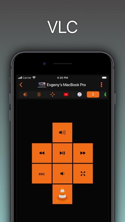 Remote Control for Mac / PC screenshot-7