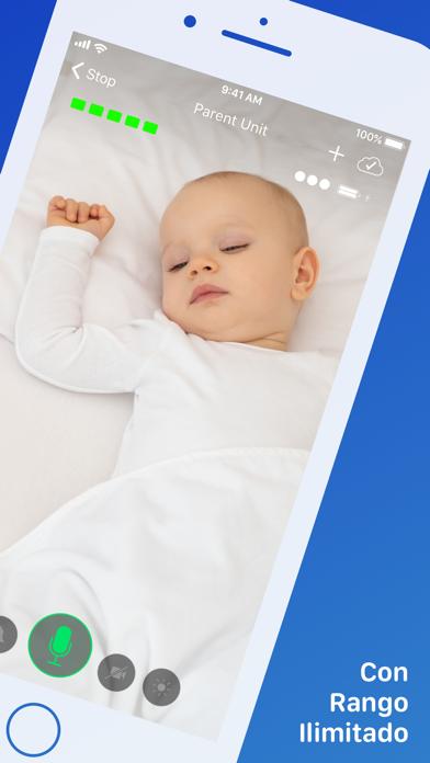 Screenshot for Cloud Baby Monitor in Ecuador App Store