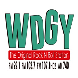 "WDGY ""The Rock n Roll Station"""