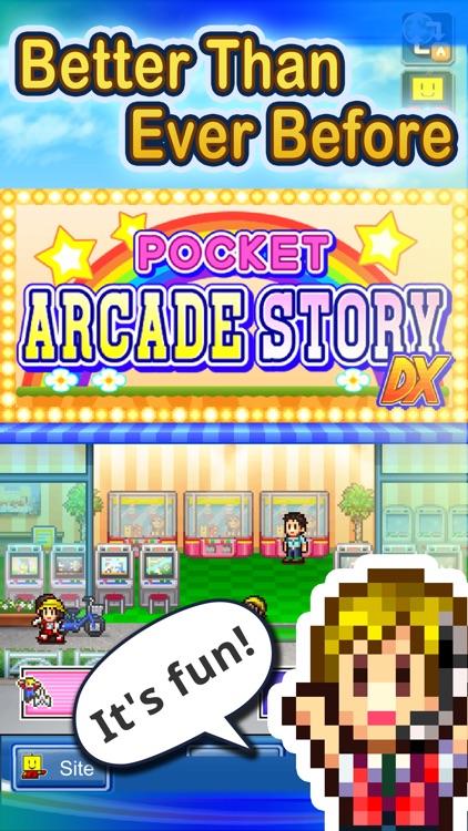 Pocket Arcade Story DX screenshot-4