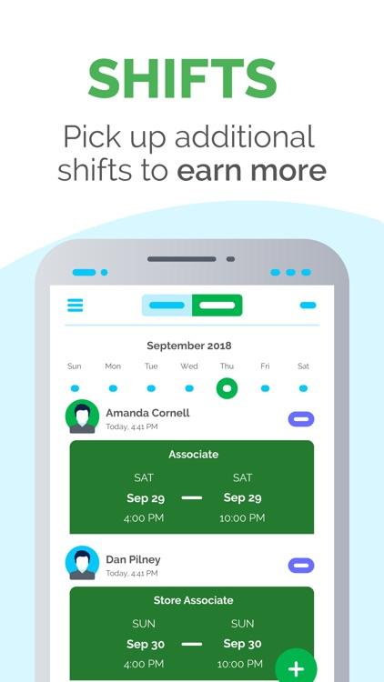 Branch: Schedule & Get Paid screenshot-3