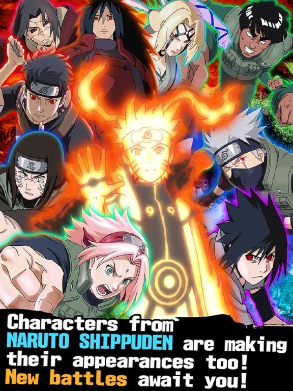 Ultimate Ninja Blazing by BANDAI NAMCO Entertainment Inc  (iOS