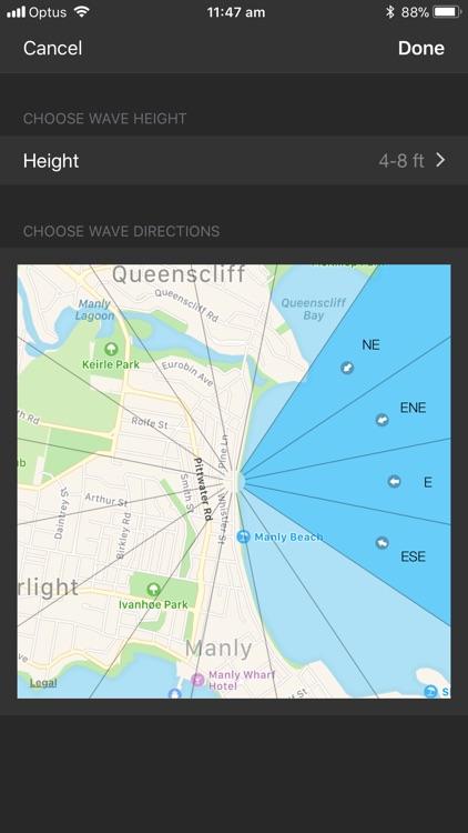 Coastalwatch Surf Check screenshot-5