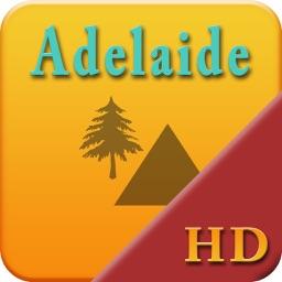 Adelaide Offline Map Guide
