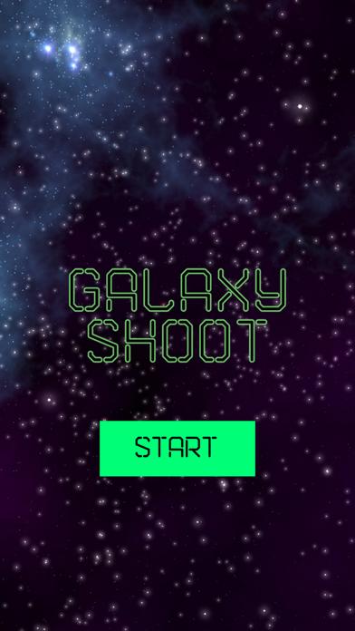 最新スマホゲームのGalaxyShootが配信開始!