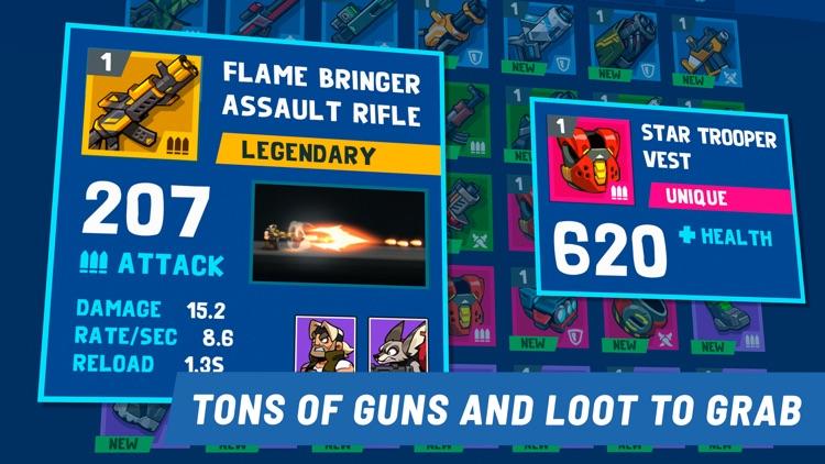 Bombastic Brothers – Top Squad screenshot-5
