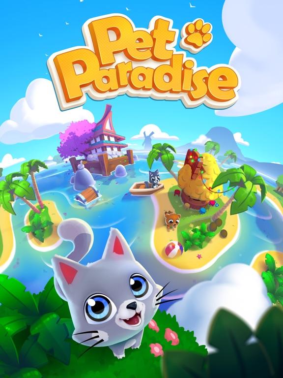 Pet Paradise: Bubble Pop Match screenshot 10